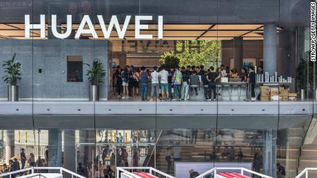 Huawei's smartphone sales and 5G business stay strong despite US hostility