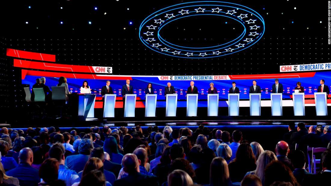 Το 2020 Δημοκρατών ως επί το πλείστον απέχουν από την πίστωση Ατού για raid