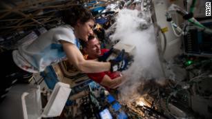Christina Koch just set a record for the longest spaceflight by a woman