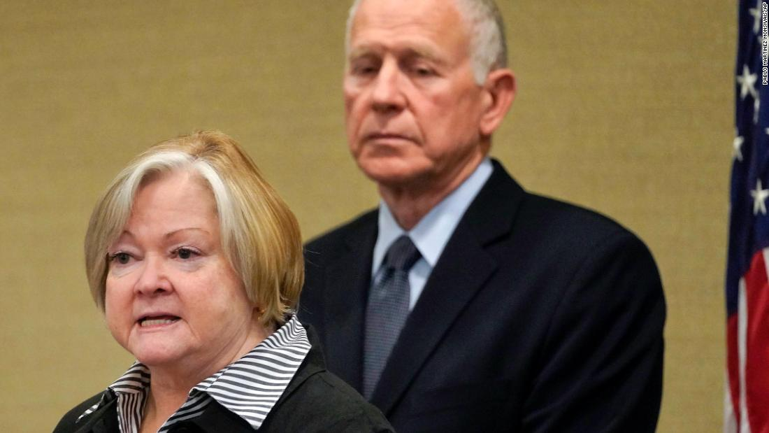 Matthew Shepard's parents have sharp words for William Barr in speech delivered at DOJ event