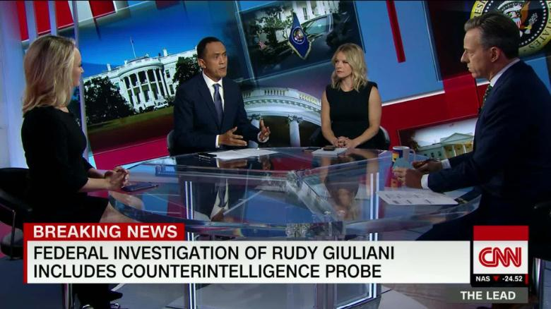 Recent Business Scandals 2020.Federal Investigation Of Giuliani Includes Counterintelligence Probe