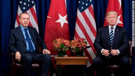 Trump to meet Turkey's Erdoğan on first day of public impeachment hearings