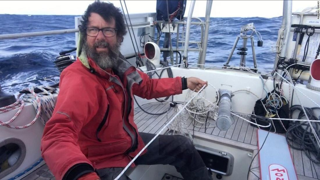 San Francisco man completes 'figure-8' sail around the world in one season