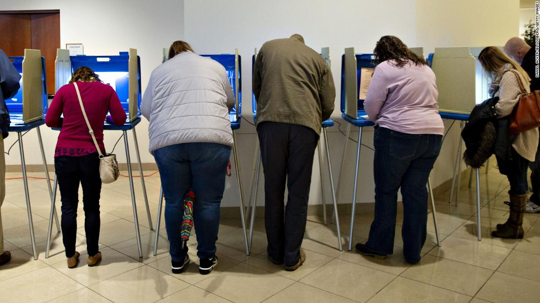 A complaint says 234,000 voters in Wisconsin should be purged from voter rolls before 2020 presidential primary
