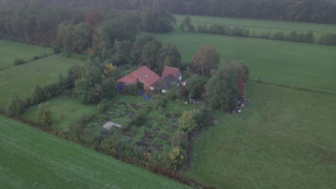 Family is found living in a remote farm with no contact with the outside world for nine years