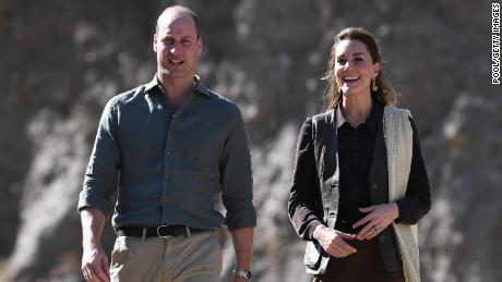Prince William disappears his own path as a pending monarch