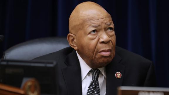 Image for Rep. Elijah Cummings, key figure in Trump investigations, dies at 68