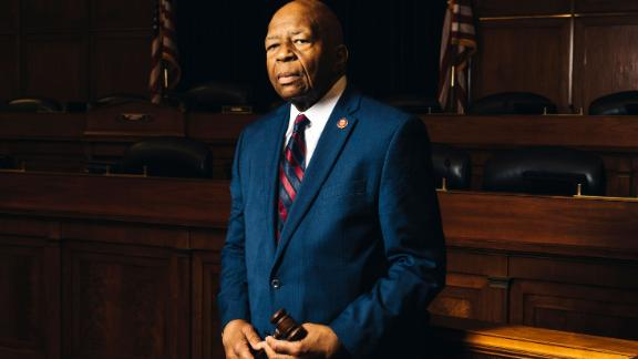 Rep. Elijah Cummings (D-Md.), chairman of the House Committee on Oversight and Reform, in Washington on May 2, 2019. Cummings has sweeping power to investigate President Donald Trump and his administration. (Justin T. Gellerson/The New York Times)