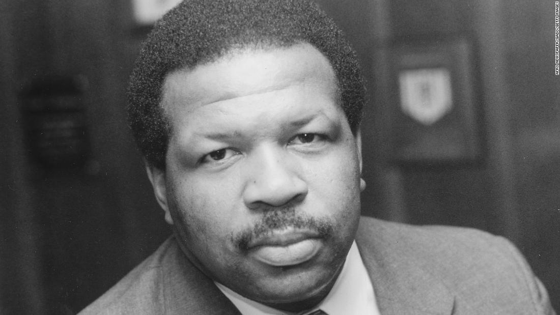 Cummings is photographed in 1985.