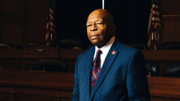 US Rep. Elijah Cummings is photographed in Washington in May 2019.