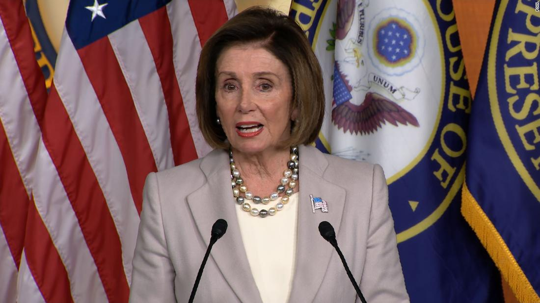 Nancy Pelosi says Donald Trump is melting down. There's lots of evidence she's right.