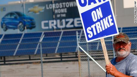 Deal to end GM strike won & # 39; t Save the Lordstown plant