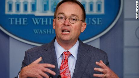 Mulvaney outlines White House Ukraine defense: Quid pro quo was about 2016 not 2020