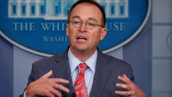 Image for Mulvaney brashly admits quid pro quo over Ukraine aid as key details emerge -- and then denies doing so