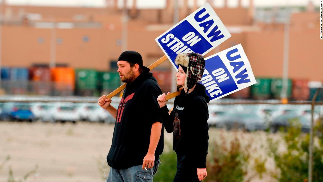 The GM workers' strike probably isn't worth it