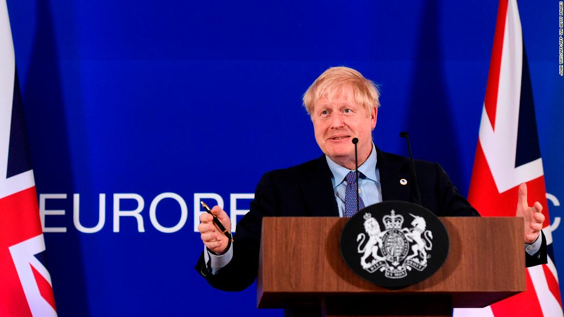 Brexit vote setback for Boris Johnson in Parliament – dwell updates