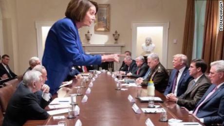 Internet Melts Down Over Pelosi Photo