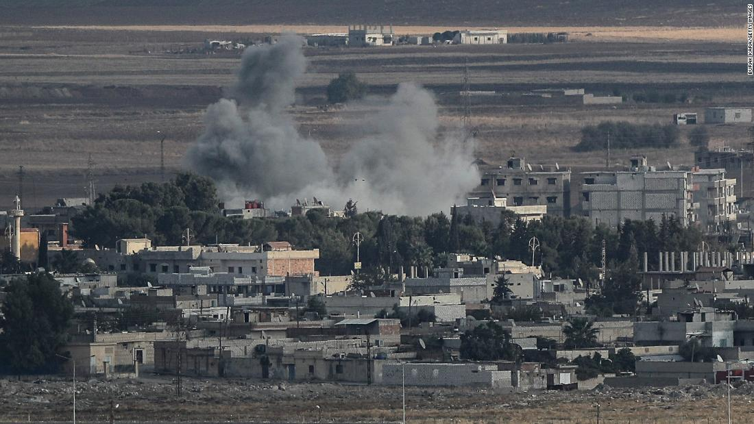 US officials: Ceasefire is not holding in Syria