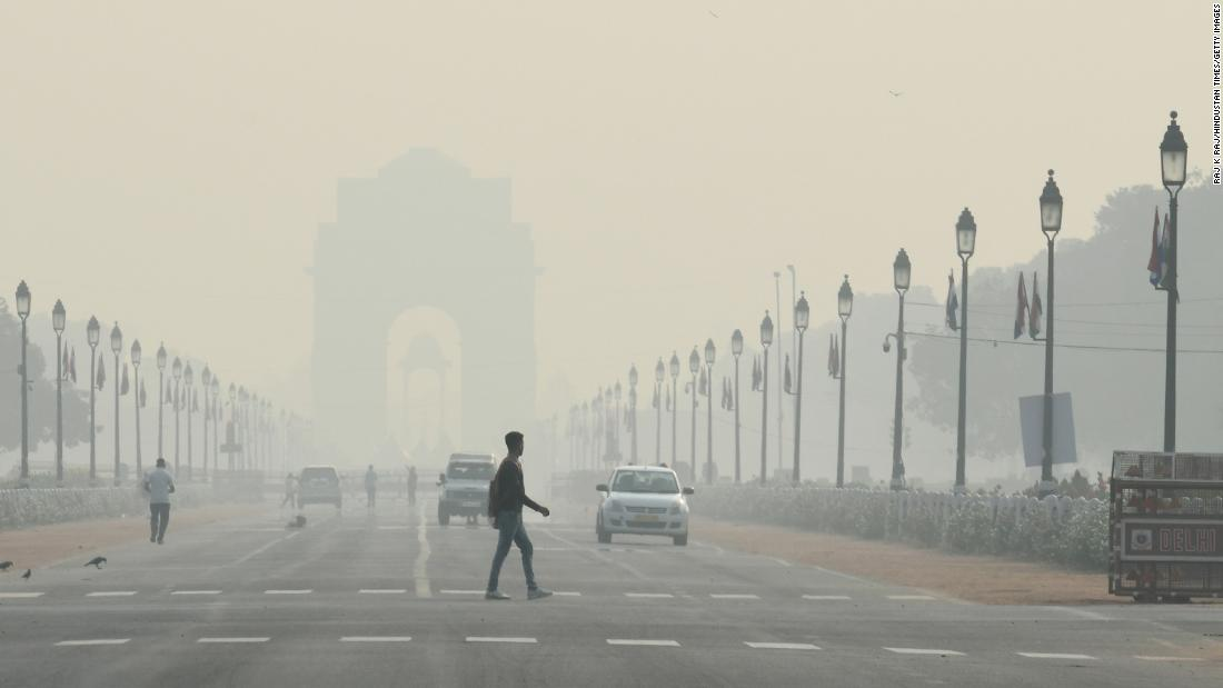 40,000 people are about to run a marathon in the world's most polluted city