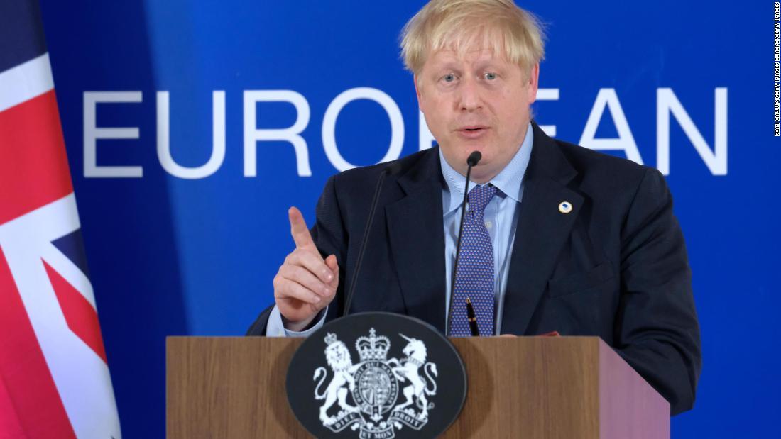 Βρυξέλλες OKs Μπόρις, αλλά θα το ηνωμένο βασίλειο;