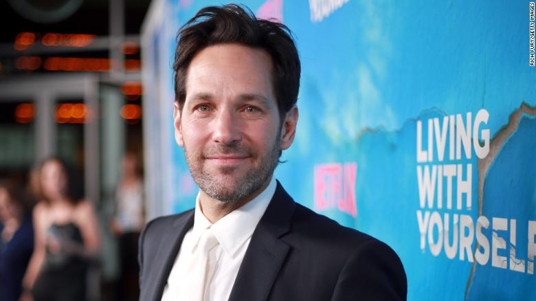 Paul Rudd, 'certified young person,' wants you to wear a mask