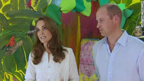The Duchess of Cambridge speaks exclusively to CNN on the fourth day of the official tour of Pakistan.