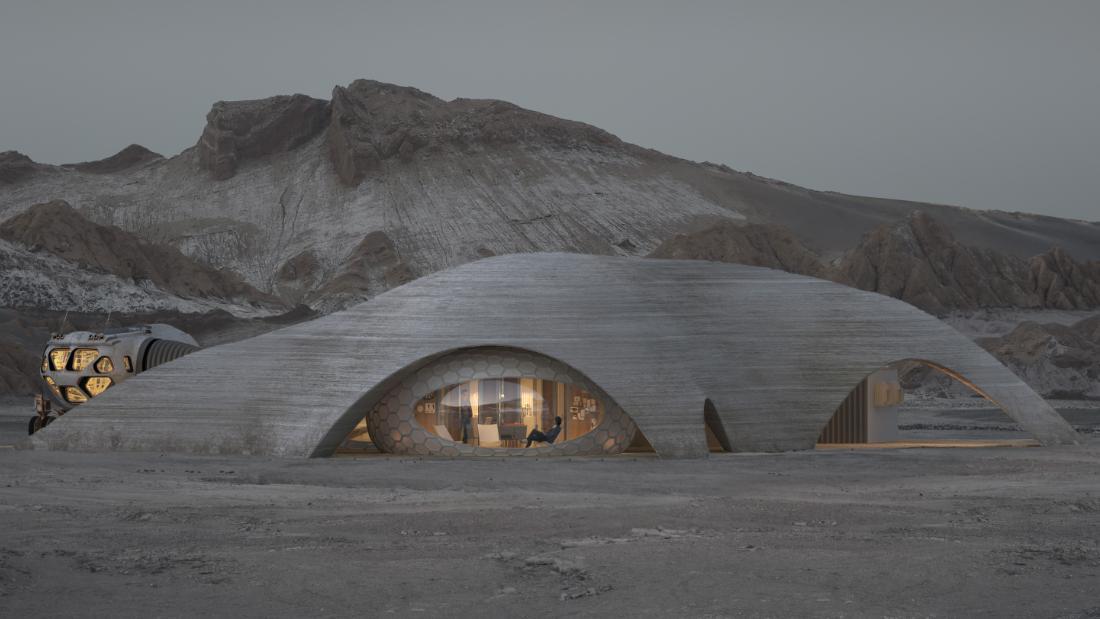 New exhibition imagines life on Mars - CNN Style