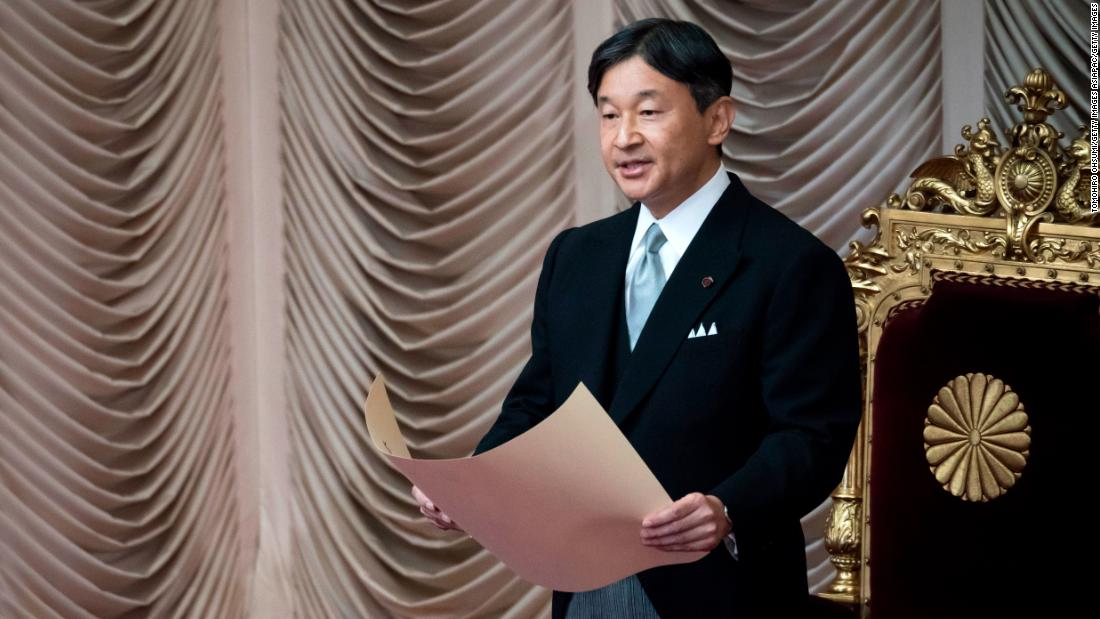 Japan to pardon 550,000 criminals to mark new emperor's enthronement