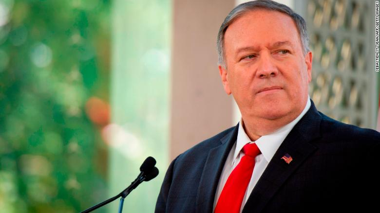 Ex-Pompeo adviser contradicts former boss under oath