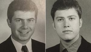 Pete Buttigieg And Colin Jost Former Harvard Dormmates Cross Paths Again Cnnpolitics