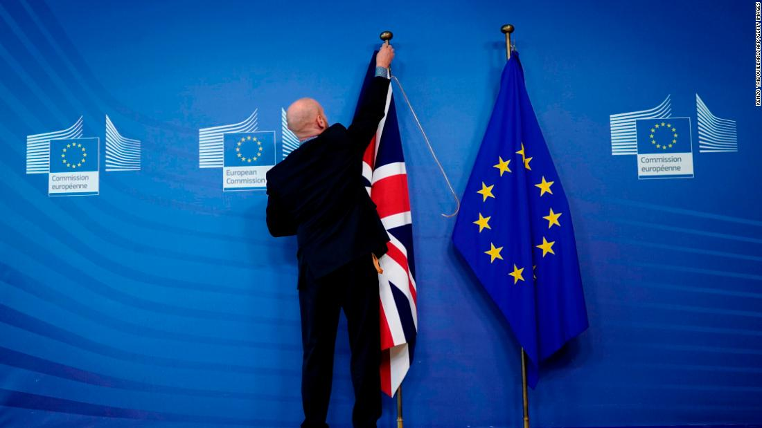 191018144236 brexit summit brussels 1017 super tease - Brexit was a distraction. Europe is facing a hellish 2020