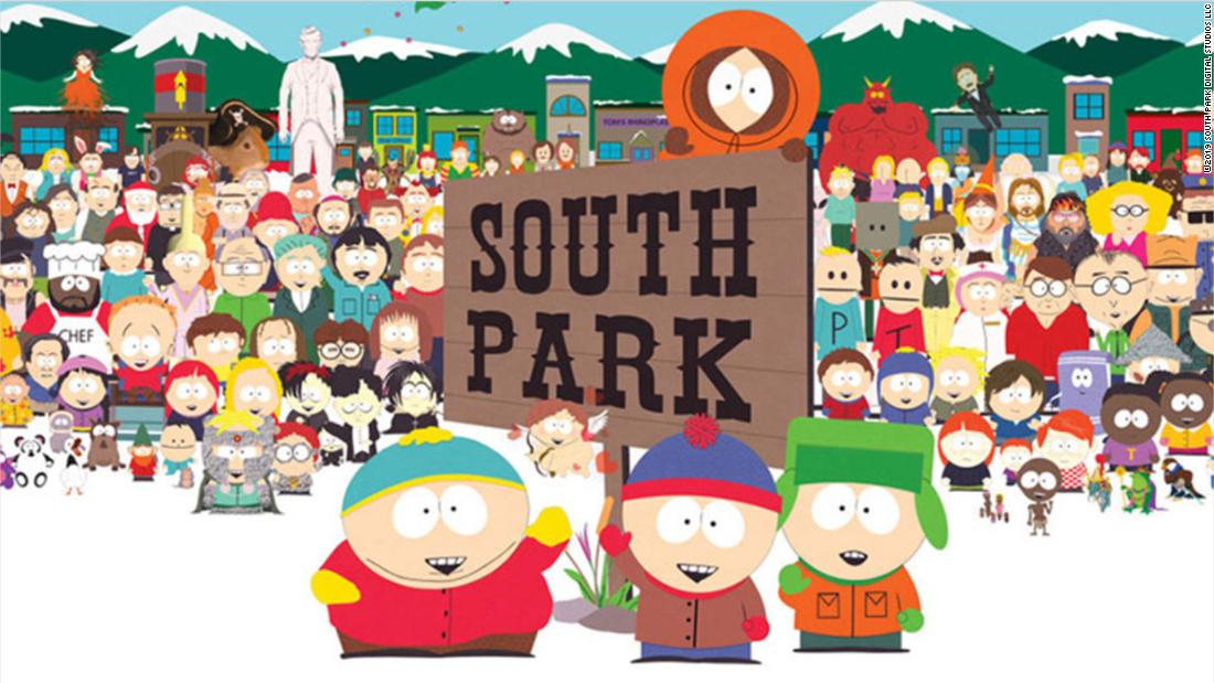 'South Park' creators score reported $900 million deal with ViacomCBS