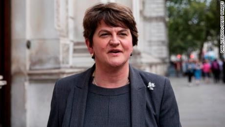 DUP leader Arlene Foster was confirmed as First Minister on Saturday.