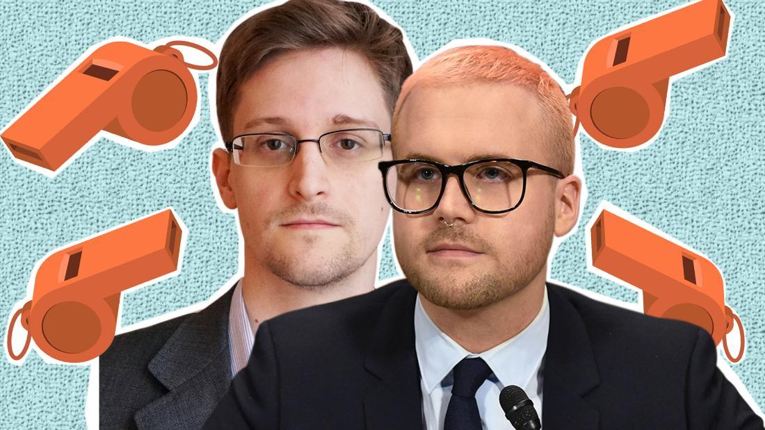 Expert debunks myths about Trump whistleblowers