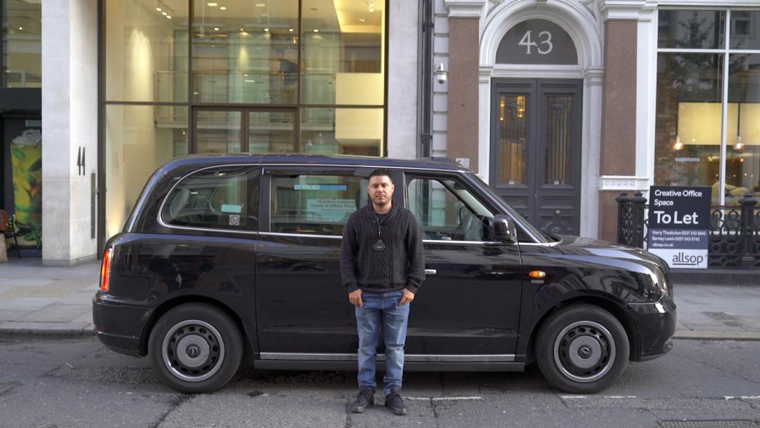 Brexit crunch time: pemandangan dari taksi hitam