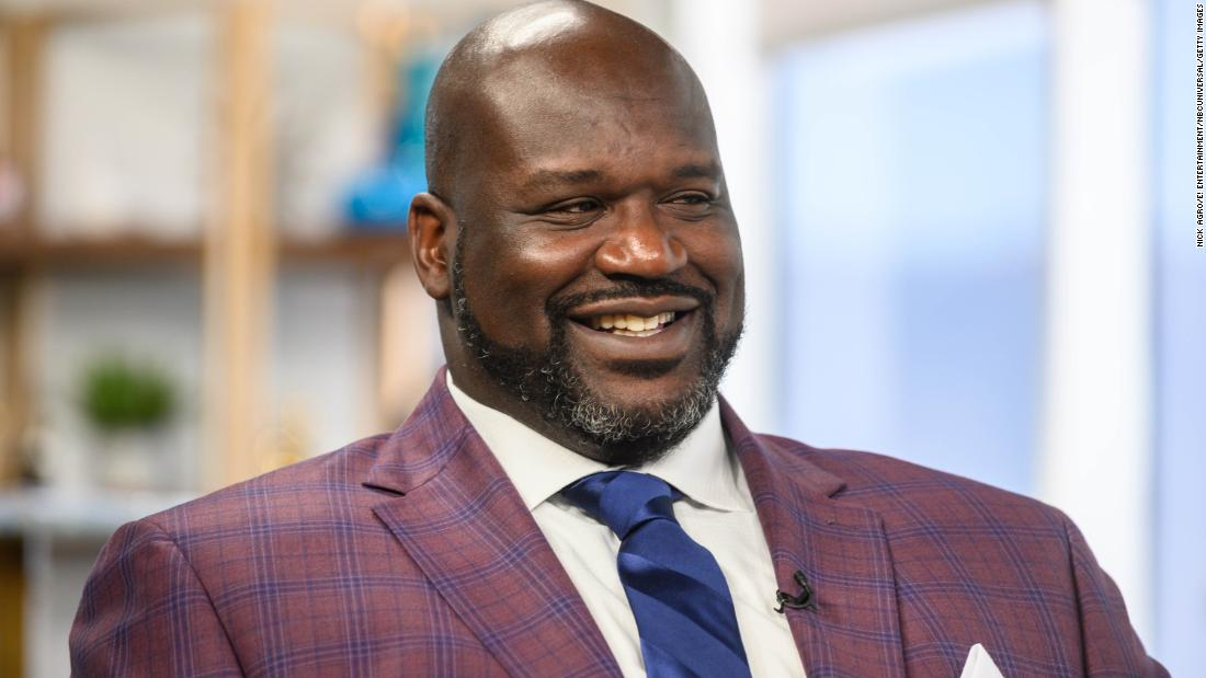 Shaquille O'Neal buys a home for a 12-year-old boy paralyzed in a shooting