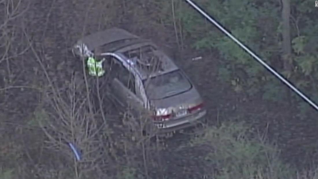 A man who survived a week in his car at the bottom of a ravine has died, police say thumbnail