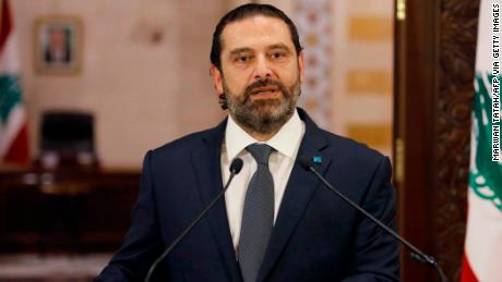 Hariri's return will be met with dismay by many protesters calling for an end to Lebanon's power-sharing system.