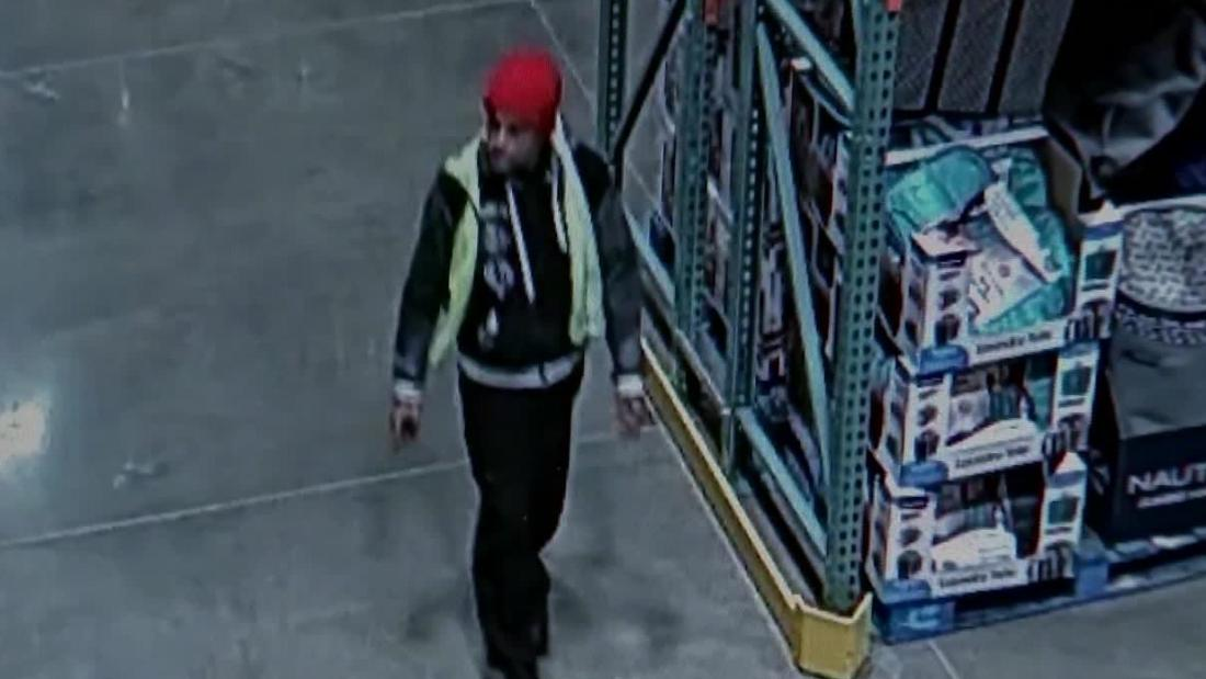 A burglar hid in a Costco for hours then stole $13K in jewelry after store closed, police say