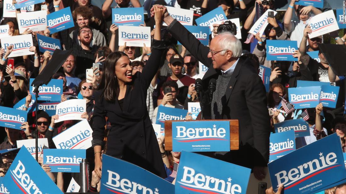 Why Alexandria Ocasio-Cortez endorsed Bernie Sanders