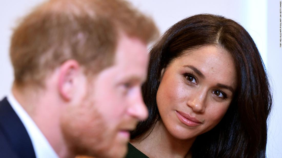 Harry and Meghan to take 'family time' off, says royal source