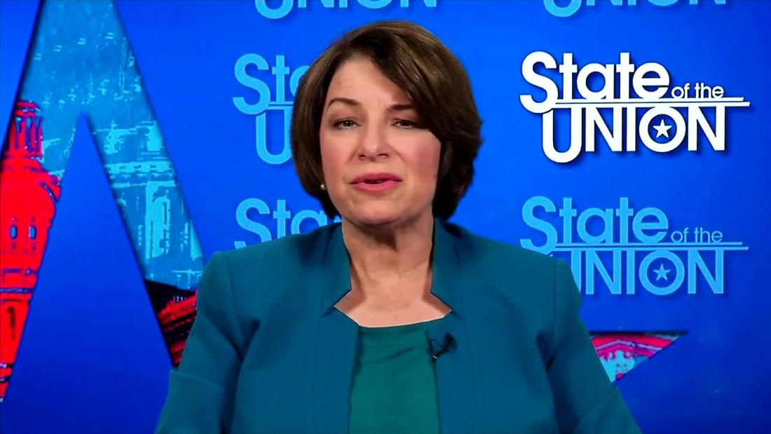 Tapper to Klobuchar: This could throw off your momentum