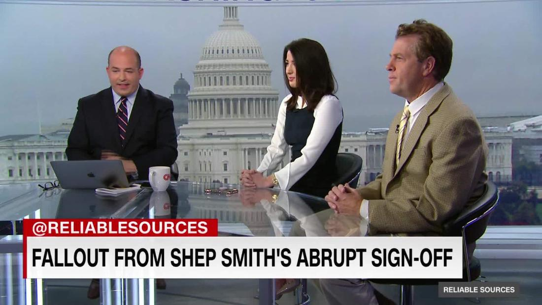 WaPo: Trump fans glad to see Shep Smith gone from Fox