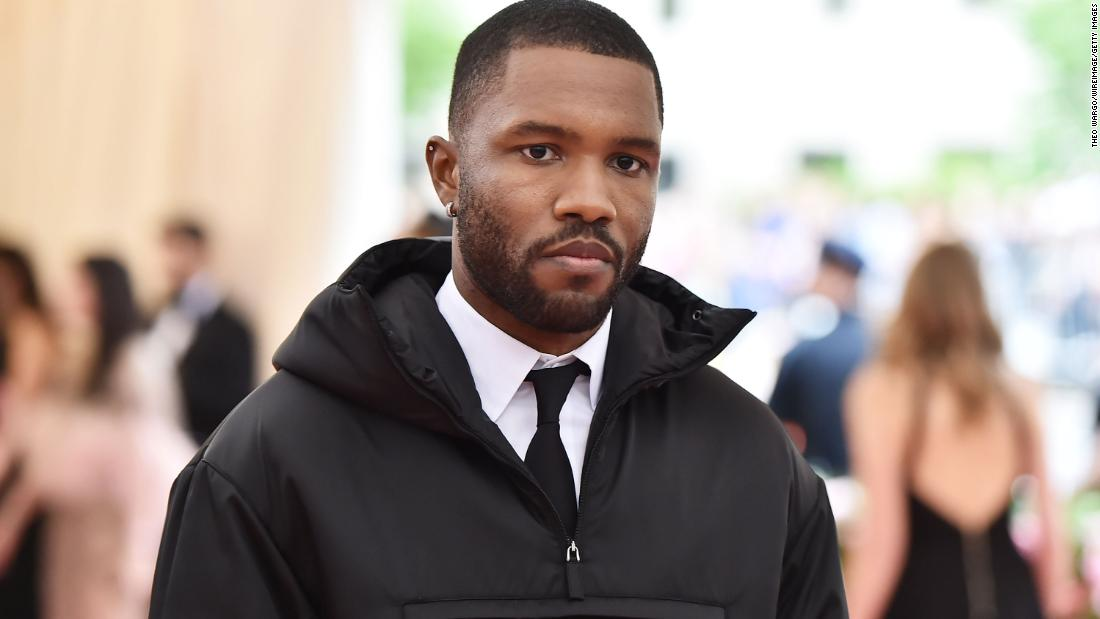Frank Ocean releases new song 'DHL'