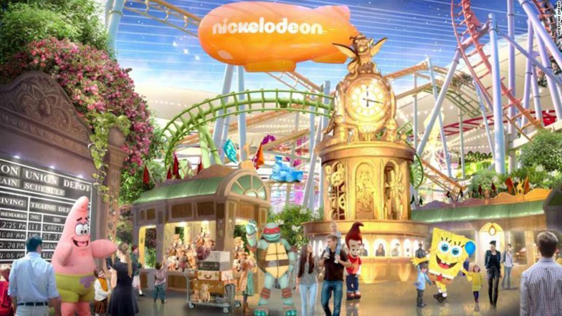 Der größte indoor-Themenpark in Nordamerika öffnet diese Woche