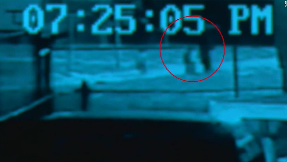 Video zeigt, wie man Ansatz 3-jährige am Abend der Entführung