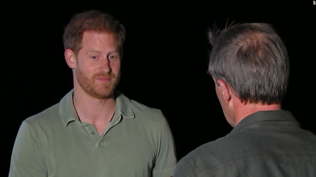 Pangeran Harry mengakui ketegangan dengan saudara William untuk pertama kalinya