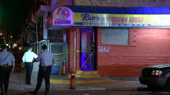 PHILADELPHIA (CBS) — A baby boy is in the hospital after police say he was shot in Philadelphia