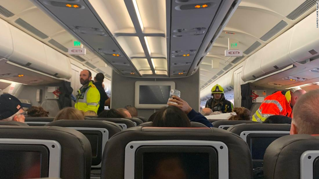 American Airlines flight diverted after cleaning chemical spillage in cabin