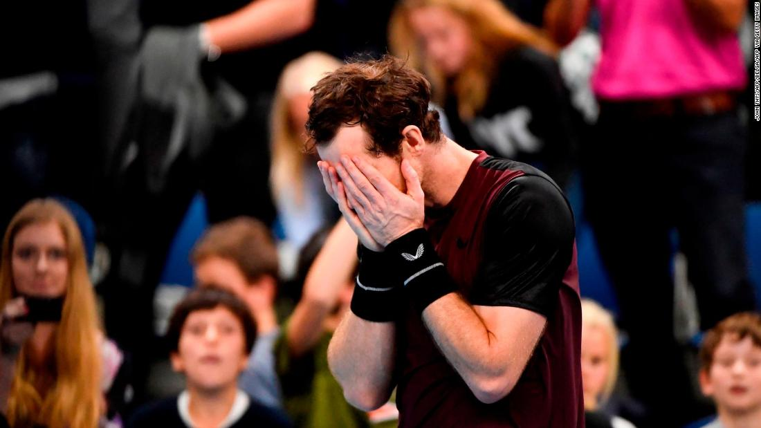 Andy Murray 'never expected' to win titles so soon after career-saving hip surgery